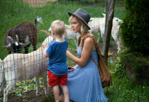 Day adventuring to Scottsdale Farms by Atlanta blogger Any of Sippy Cups and Rose