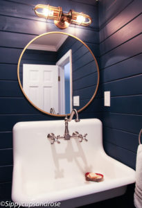 Project Remodel: Guest Bathroom Ideas by lifestyle blogger Anya of Sippy cups and Rose